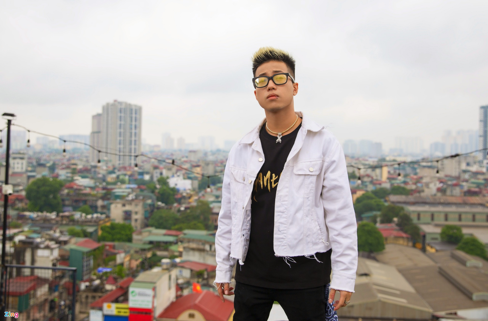 Rap Việt loại Á quân King of Rap RichChoi - Ảnh 4.