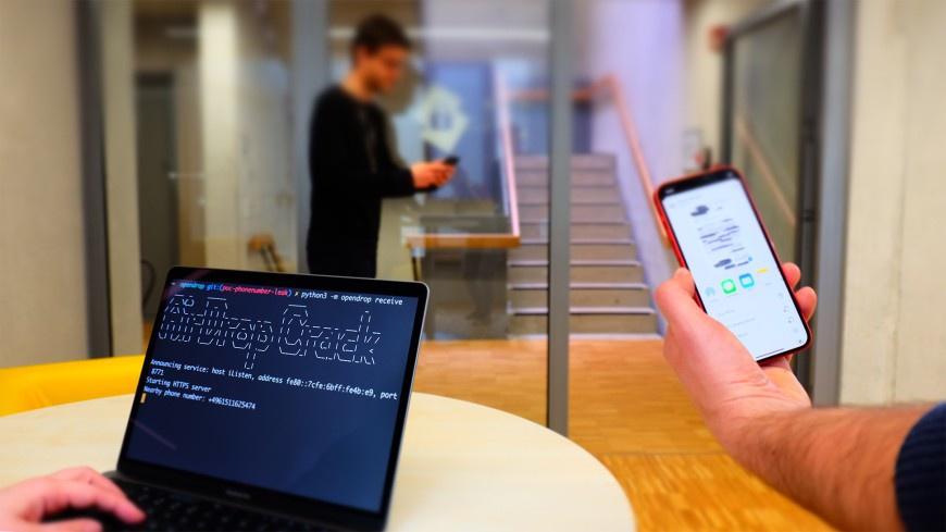 Người dùng iOS nên tắt ngay AirDrop - Ảnh 1.