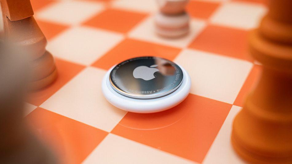 Ảnh thực tế Apple AirTag - Ảnh 11.
