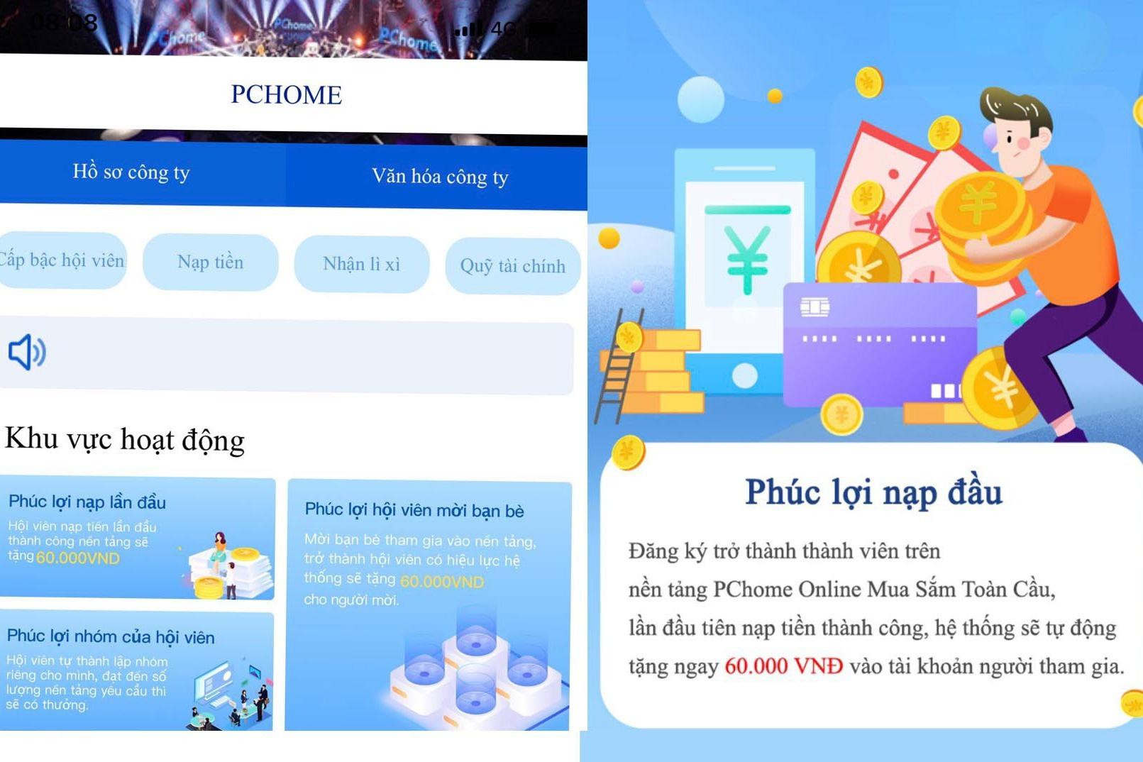 Vạch trần mánh khóe tinh vi dụ 'con mồi' sập bẫy của các app kiếm tiền - Ảnh 2.