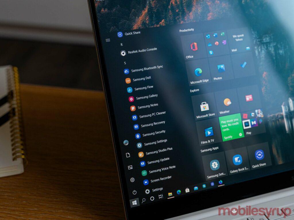 Samsung ra mắt laptop Windows màn hình OLED, nặng chưa tới 1 kg - Ảnh 7.