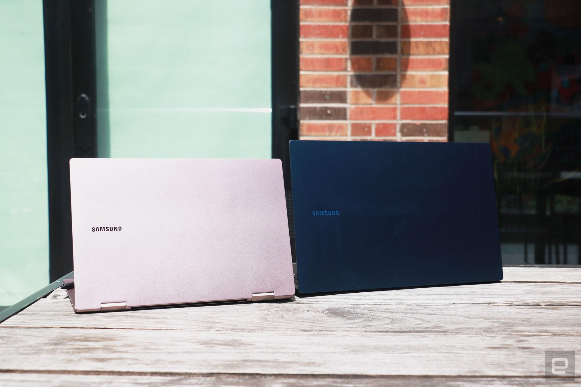 Samsung ra mắt laptop Windows màn hình OLED, nặng chưa tới 1 kg - Ảnh 14.