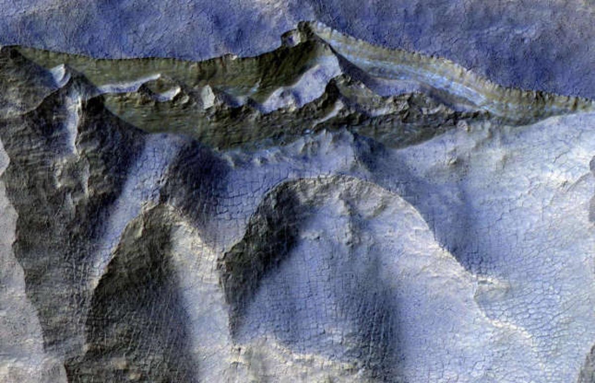 Chiêm ngưỡng những hình ảnh ấn tượng của vũ trụ được NASA ghi lại - Ảnh 13.