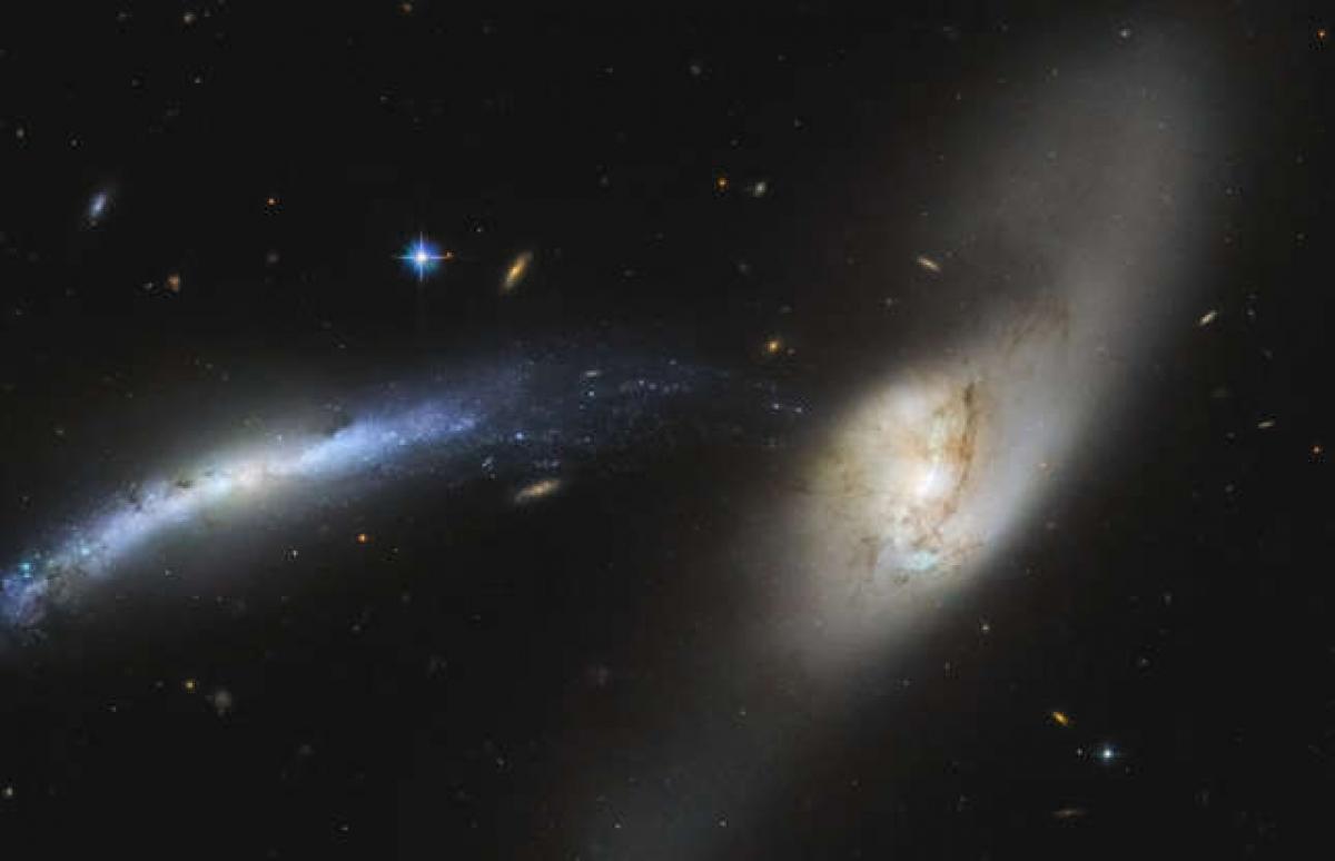 Chiêm ngưỡng những hình ảnh ấn tượng của vũ trụ được NASA ghi lại - Ảnh 9.
