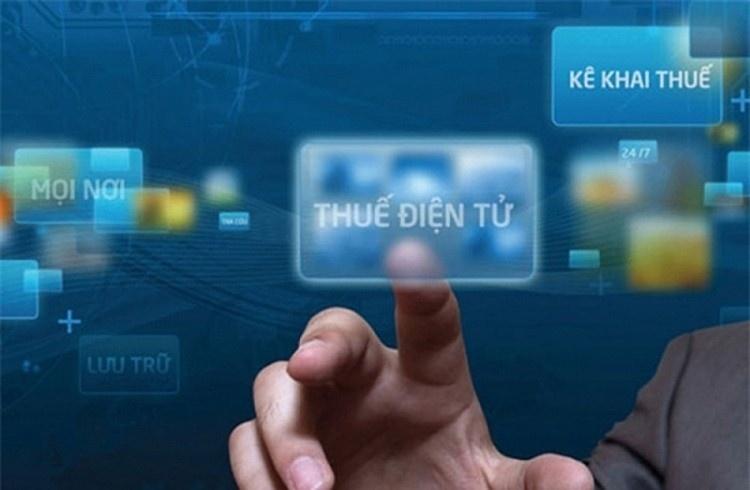 Quy định mới về giao dịch điện tử lĩnh vực thuế - Ảnh 1.