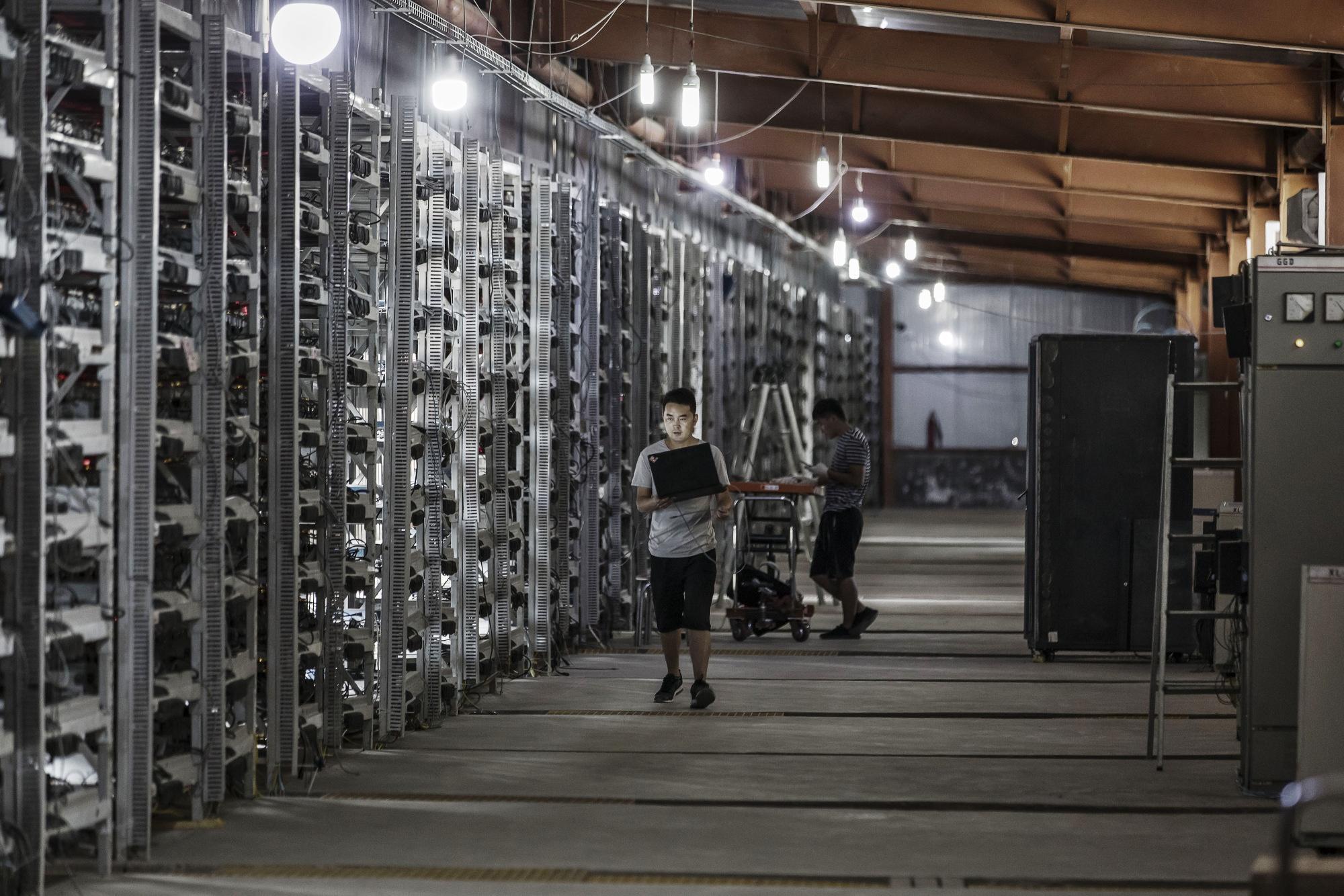 Bitcoin vừa lập kỷ lục mới, thách thức mọi hệ thống 'trâu cày' - Ảnh 3.