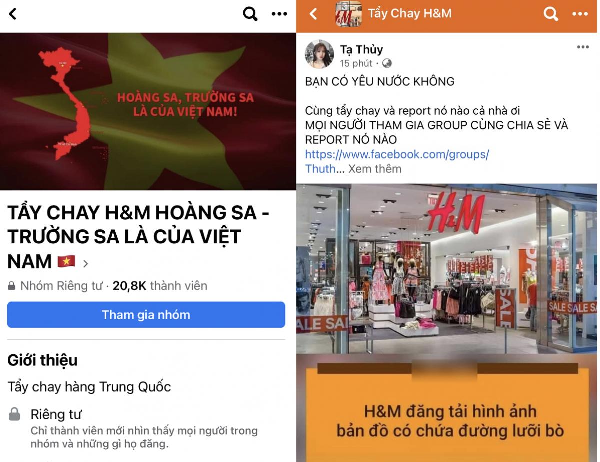 Cộng đồng mạng Việt Nam phản ứng gay gắt khi nghe tin H&M sửa bản đồ liên quan chủ quyền - Ảnh 3.