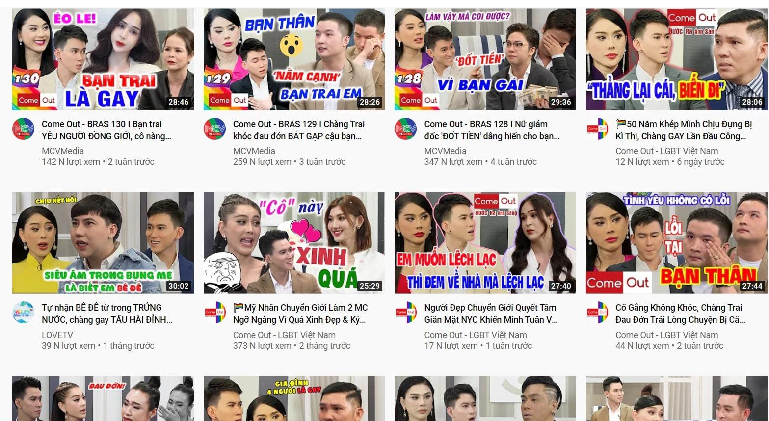 Game show Việt về LGBT+ thoái trào sau 3 năm bùng nổ - Ảnh 4.