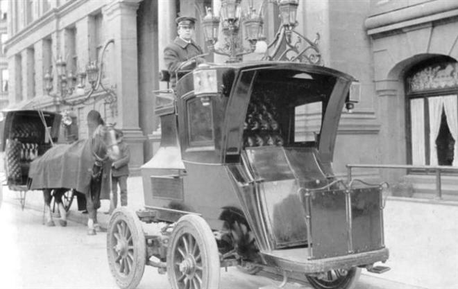 7 mẫu ô tô điện trước năm 2000 ít người biết - Ảnh 3.
