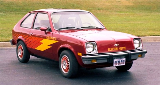 7 mẫu ô tô điện trước năm 2000 ít người biết - Ảnh 6.
