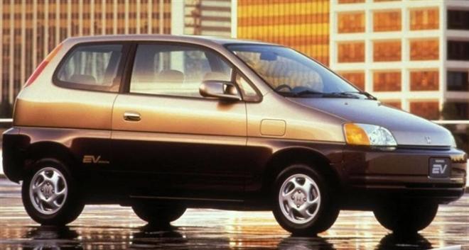 7 mẫu ô tô điện trước năm 2000 ít người biết - Ảnh 7.