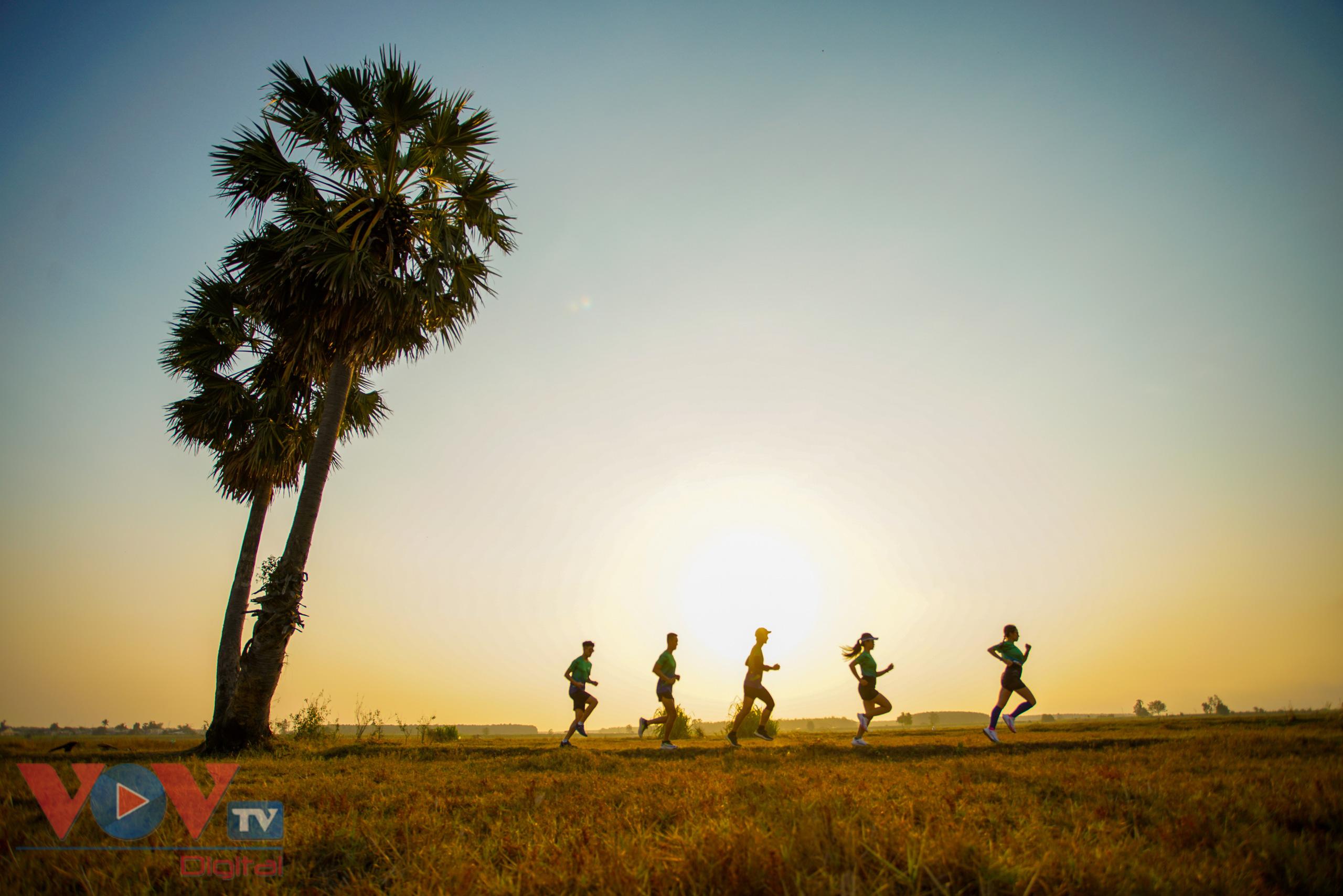 marathon khám phá núi Bà Đen