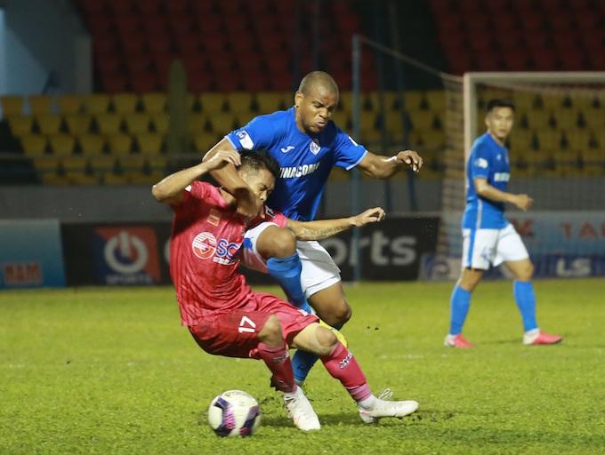 Than Quảng Ninh 1-0 Sài Gòn FC: Nối dài mạch thắng - Ảnh 1.