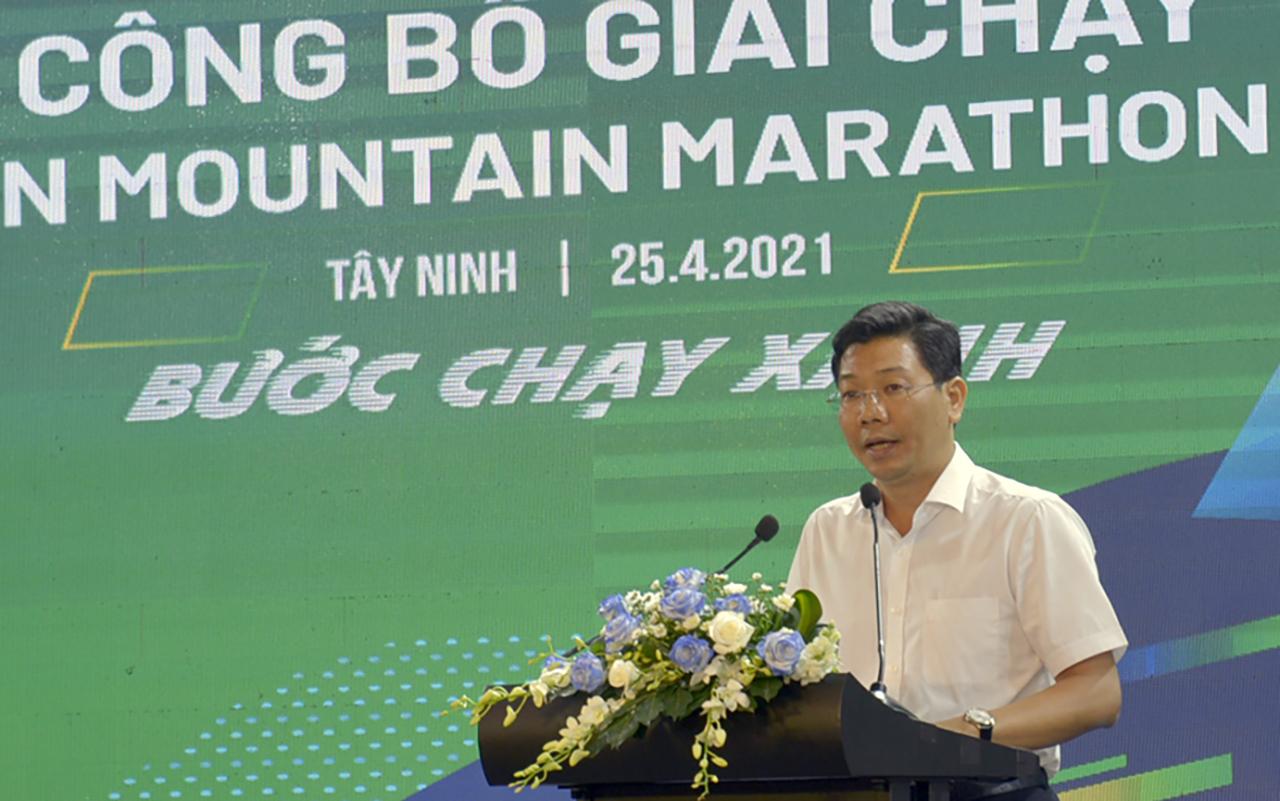 Tây Ninh: Lần đầu tiên tổ chức giải marathon khám phá núi Bà Đen - Ảnh 2.