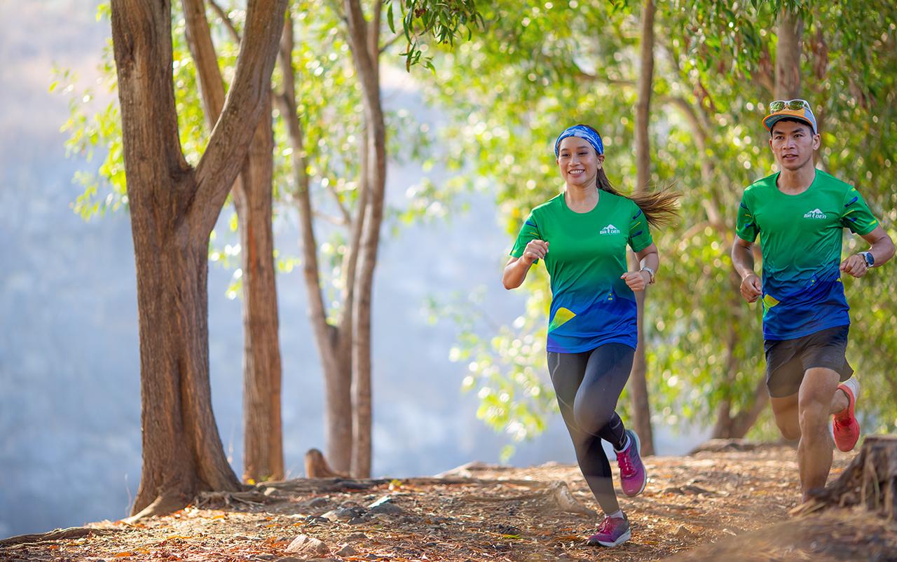 Tây Ninh: Lần đầu tiên tổ chức giải marathon khám phá núi Bà Đen - Ảnh 4.