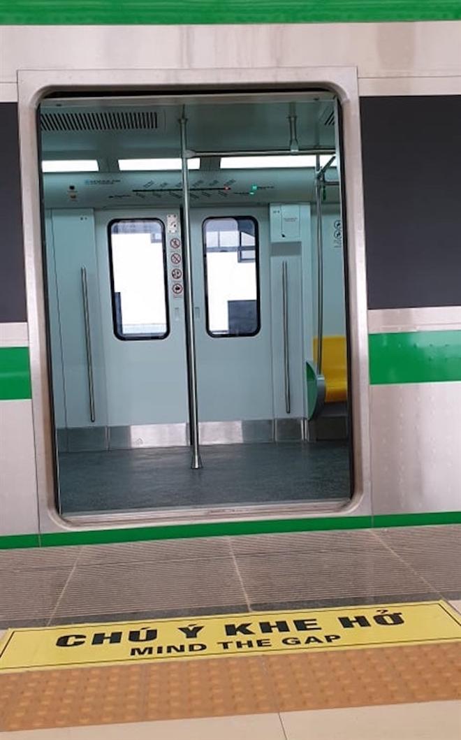 Hành khách sẽ đi tàu đường sắt trên cao Cát Linh - Hà Đông thế nào? - Ảnh 13.