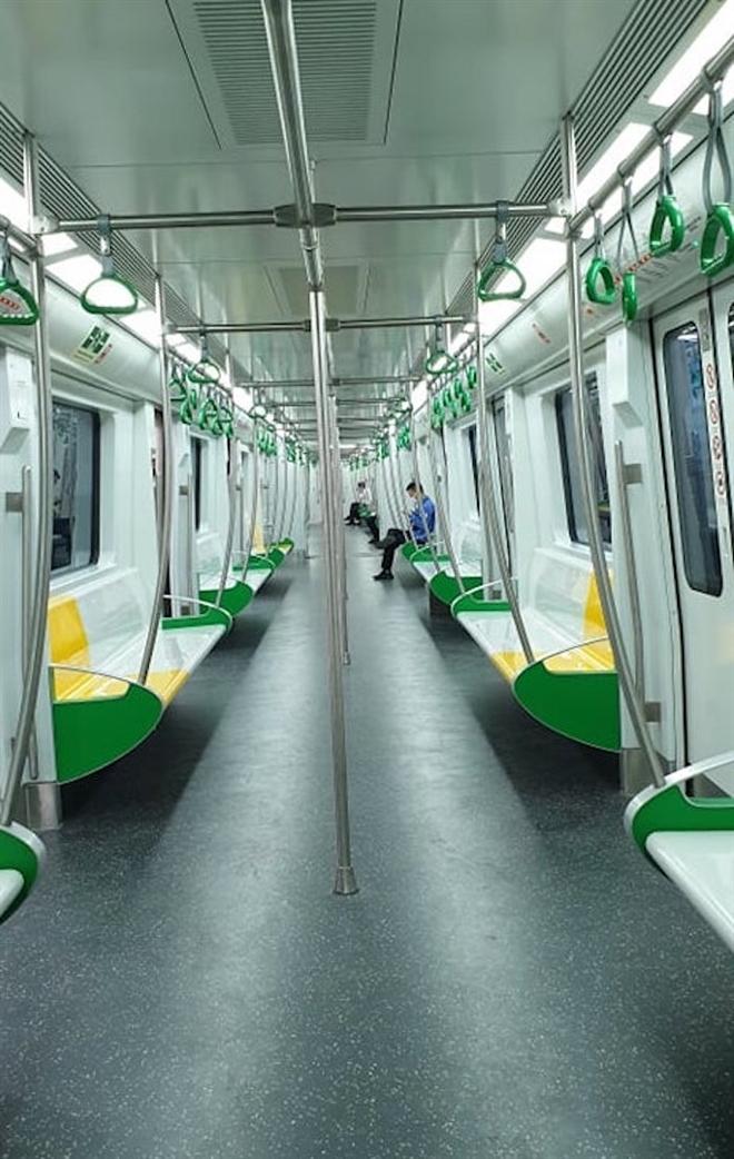 Hành khách sẽ đi tàu đường sắt trên cao Cát Linh - Hà Đông thế nào? - Ảnh 14.