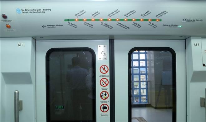 Hành khách sẽ đi tàu đường sắt trên cao Cát Linh - Hà Đông thế nào? - Ảnh 17.