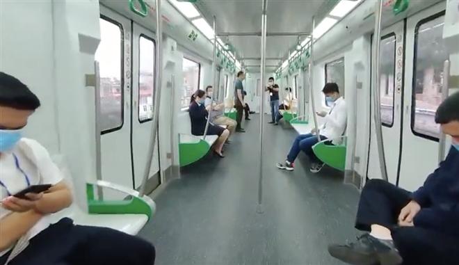 Hành khách sẽ đi tàu đường sắt trên cao Cát Linh - Hà Đông thế nào? - Ảnh 16.