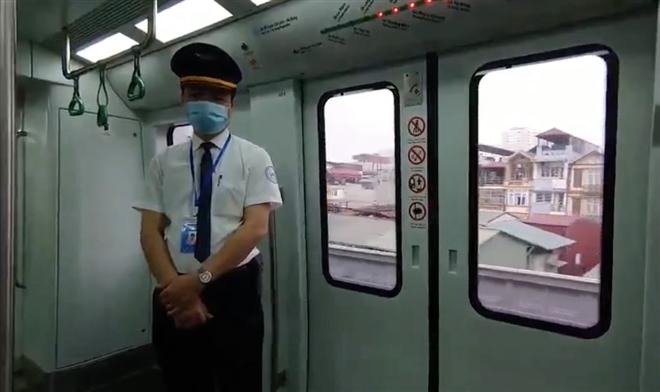 Hành khách sẽ đi tàu đường sắt trên cao Cát Linh - Hà Đông thế nào? - Ảnh 18.