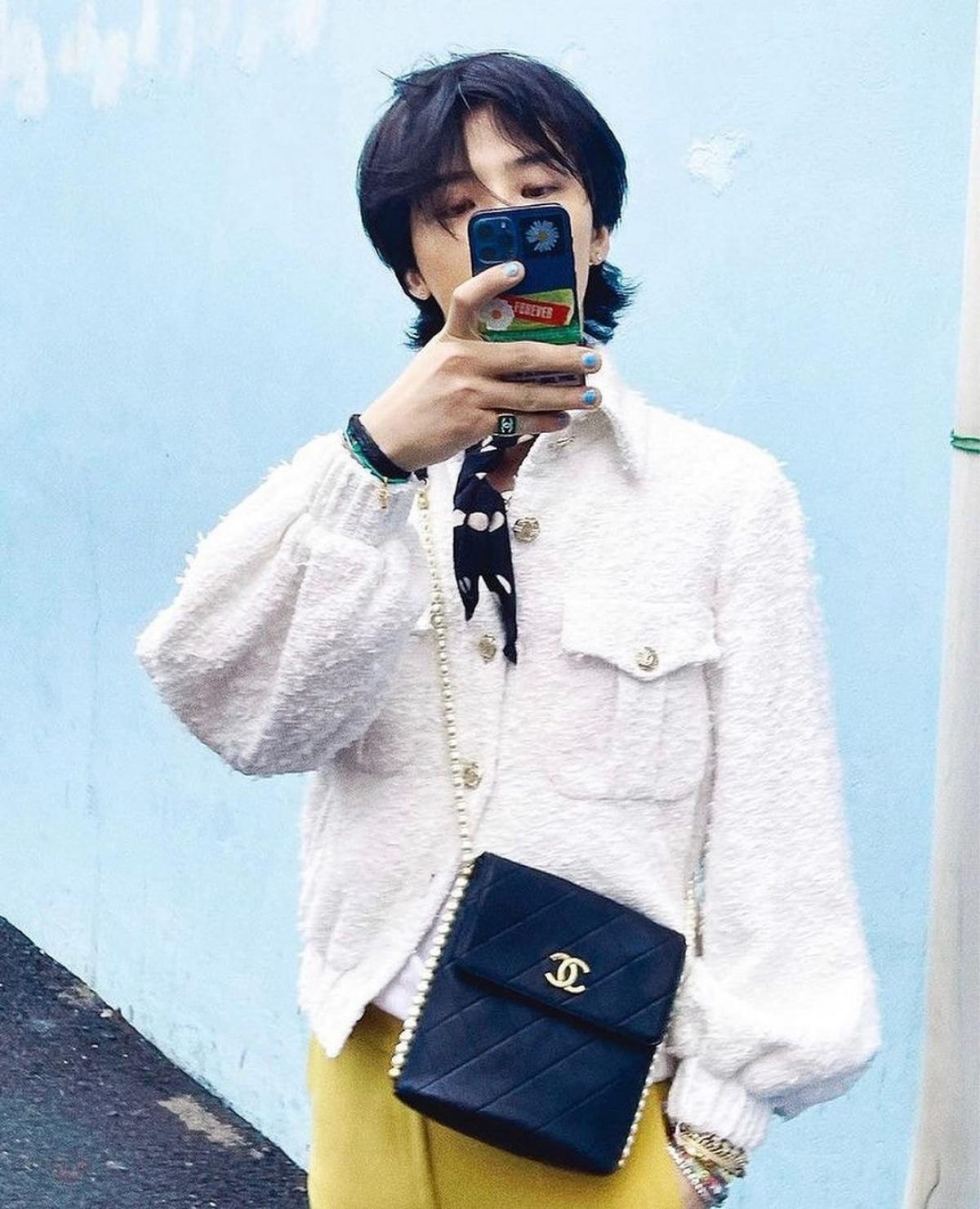G-Dragon khẳng định đẳng cấp 'Ông hoàng thời trang' với 8 trang bìa tạp chí - Ảnh 2.