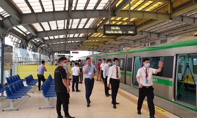 Hành khách sẽ đi tàu đường sắt trên cao Cát Linh - Hà Đông thế nào? - Ảnh 23.
