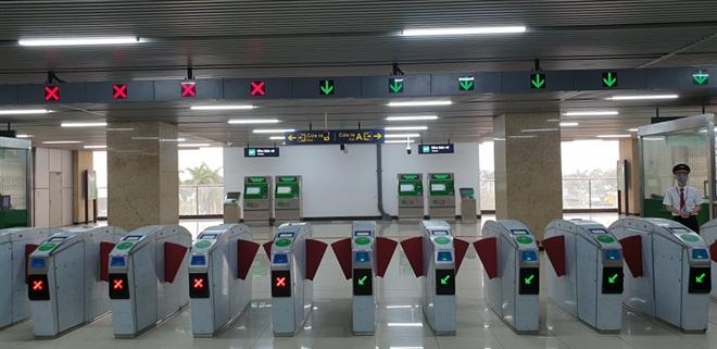 Hành khách sẽ đi tàu đường sắt trên cao Cát Linh - Hà Đông thế nào? - Ảnh 24.