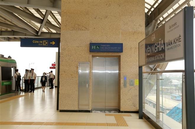 Hành khách sẽ đi tàu đường sắt trên cao Cát Linh - Hà Đông thế nào? - Ảnh 26.