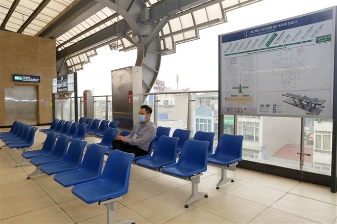 Hành khách sẽ đi tàu đường sắt trên cao Cát Linh - Hà Đông thế nào? - Ảnh 5.