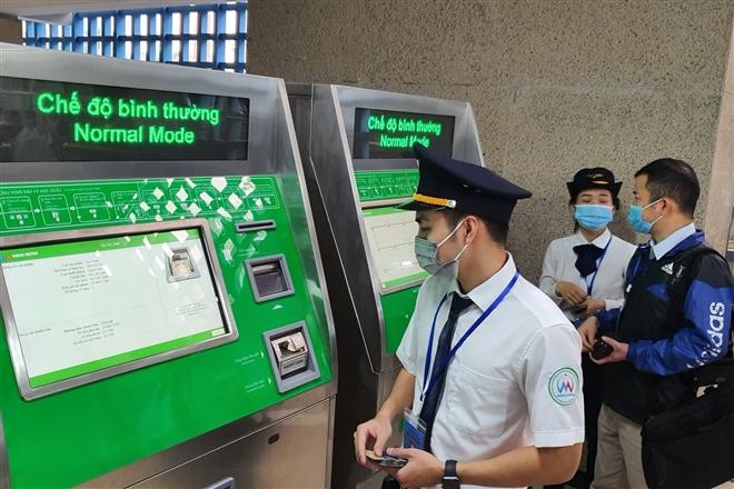 Hành khách sẽ đi tàu đường sắt trên cao Cát Linh - Hà Đông thế nào? - Ảnh 7.