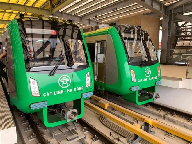 Hành khách sẽ đi tàu đường sắt trên cao Cát Linh - Hà Đông thế nào? - Ảnh 10.