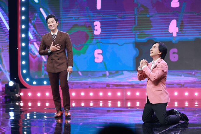 'Thánh ăn gian' Kim Tử Long có hành động gây cảm phục trên truyền hình - Ảnh 3.