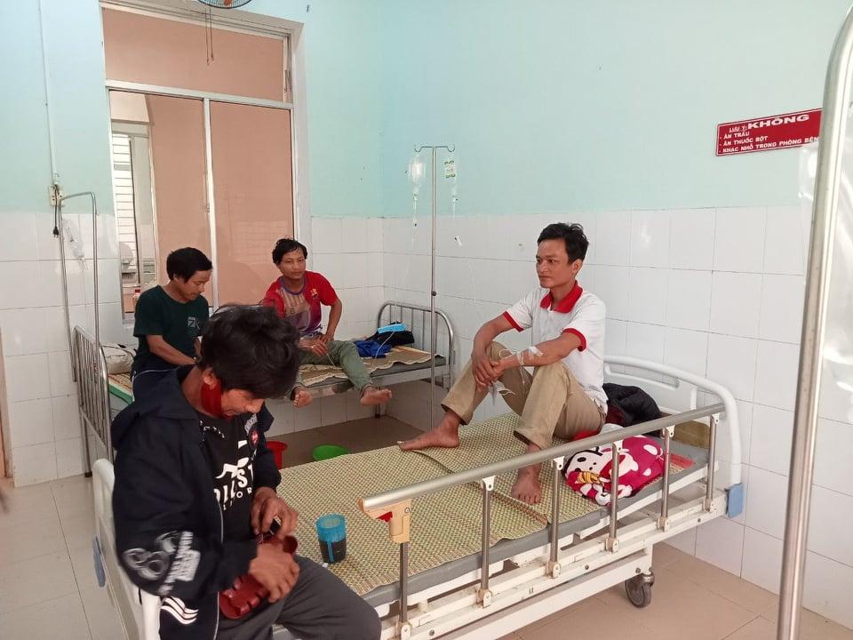 5 người ở huyện miền núi Nam Trà My bị ngộ độc do ăn nấm - Ảnh 1.