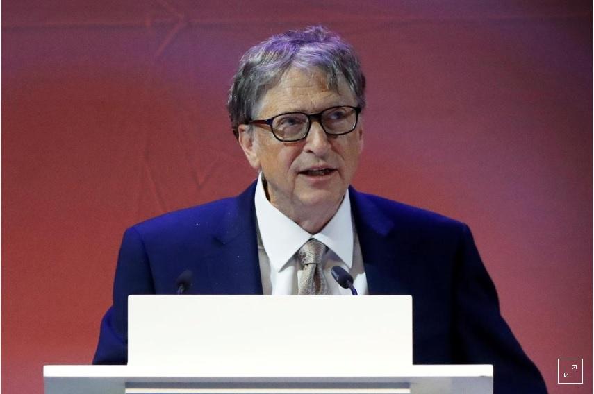 Tỷ phú Bill Gates kiếm hơn 4.600 USD/giây - Ảnh 1.