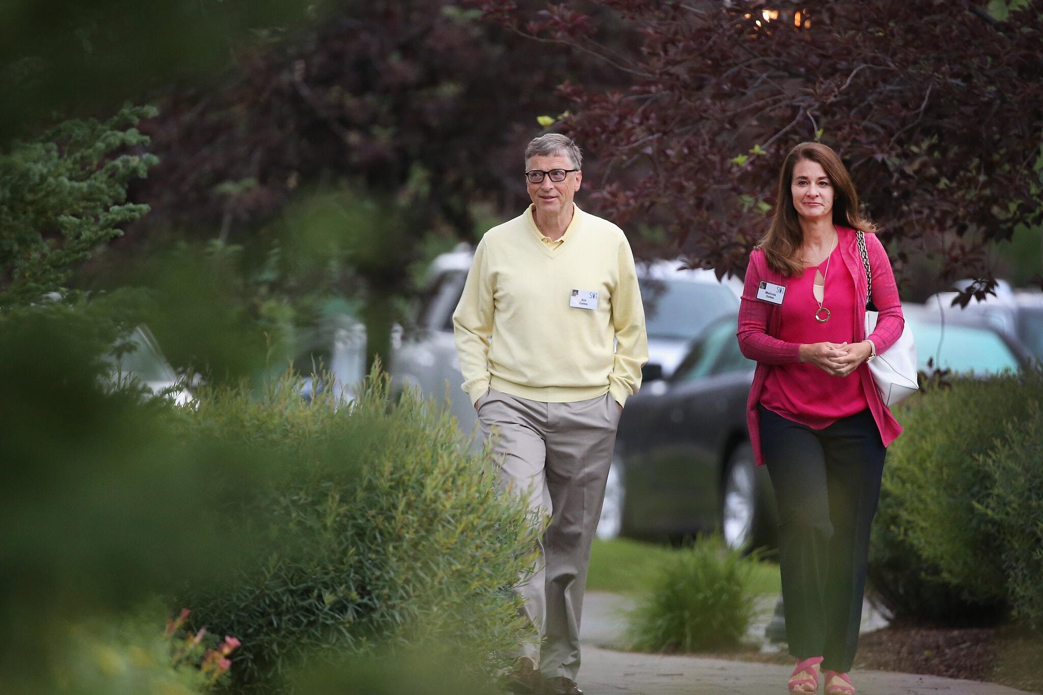 Những bê bối của Bill Gates trước khi ly dị vợ - Ảnh 1.