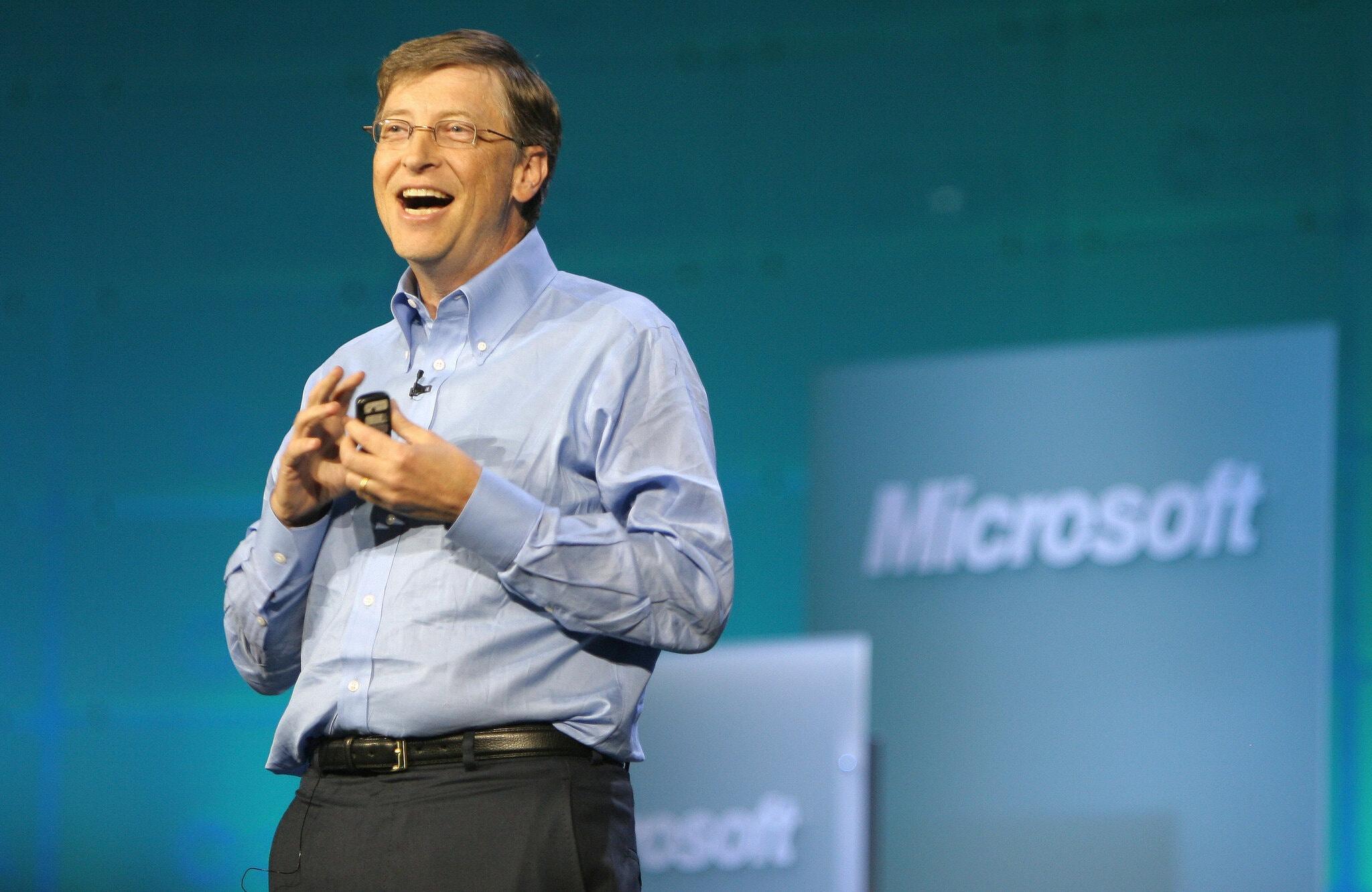 Những bê bối của Bill Gates trước khi ly dị vợ - Ảnh 2.