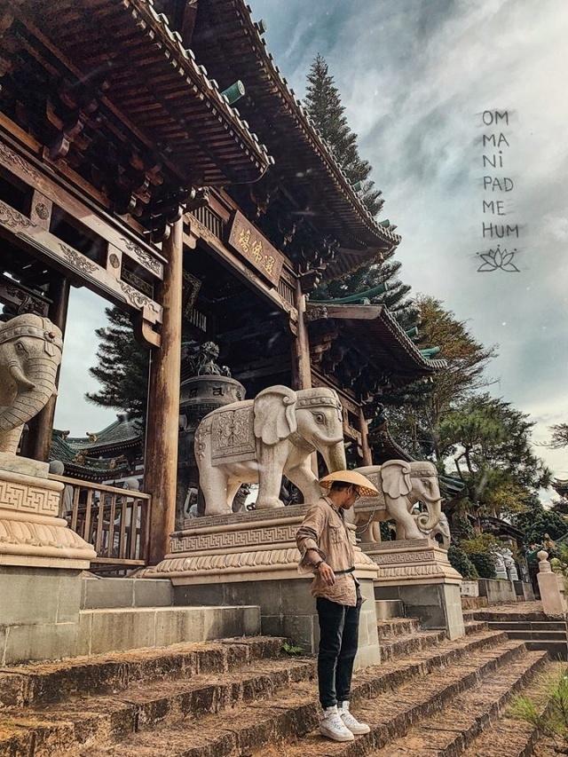 Mấy ai biết phố núi Gia Lai có 1 nơi thanh bình và đẹp như lạc vào 'xứ Phù Tang' - Ảnh 4.