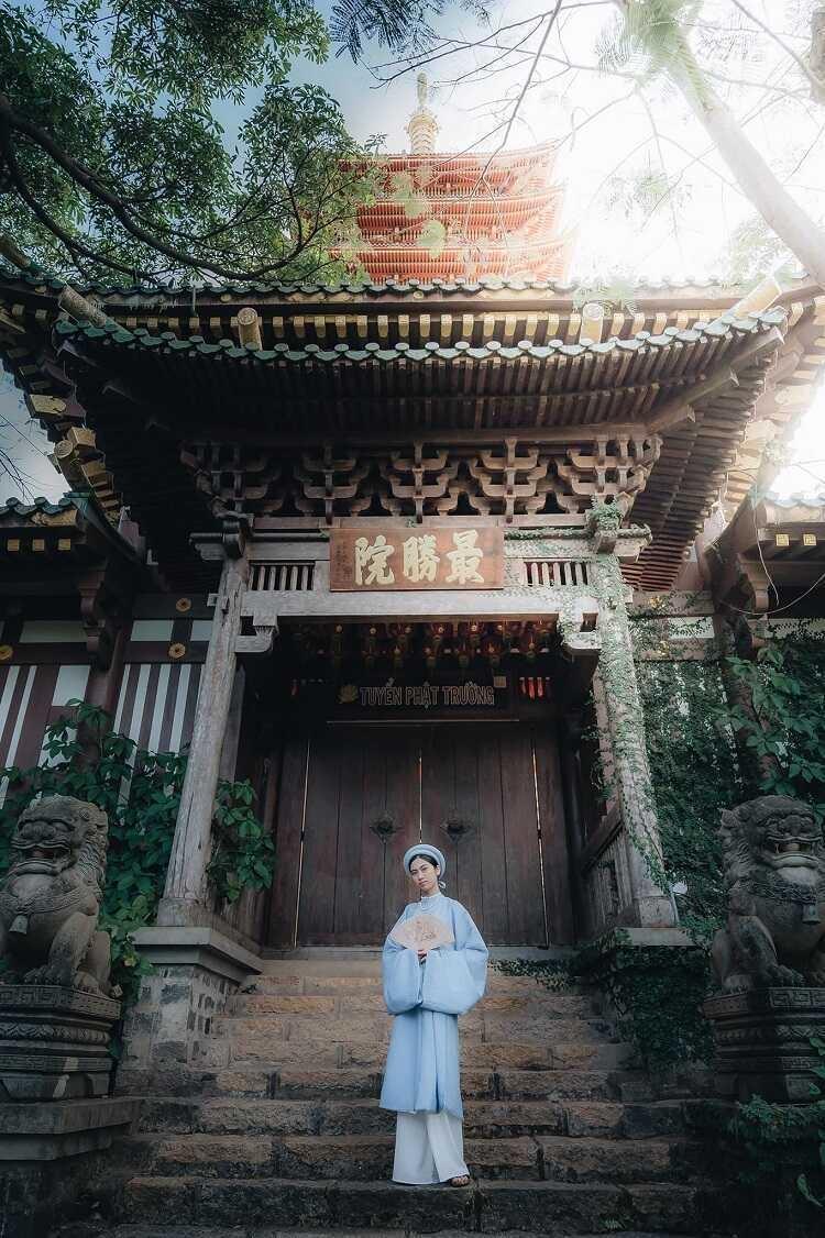 Mấy ai biết phố núi Gia Lai có 1 nơi thanh bình và đẹp như lạc vào 'xứ Phù Tang' - Ảnh 7.