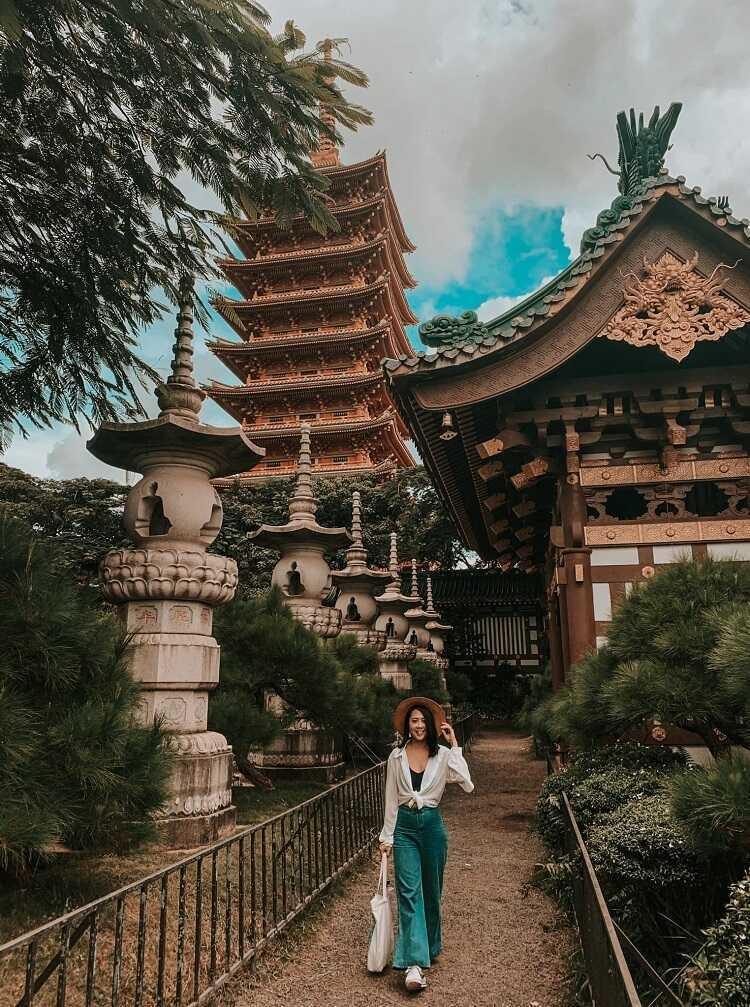 Mấy ai biết phố núi Gia Lai có 1 nơi thanh bình và đẹp như lạc vào 'xứ Phù Tang' - Ảnh 3.