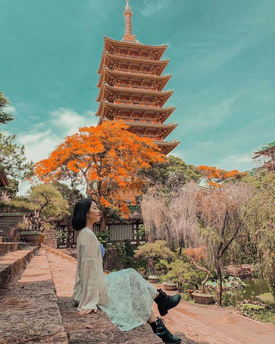 Mấy ai biết phố núi Gia Lai có 1 nơi thanh bình và đẹp như lạc vào 'xứ Phù Tang' - Ảnh 5.