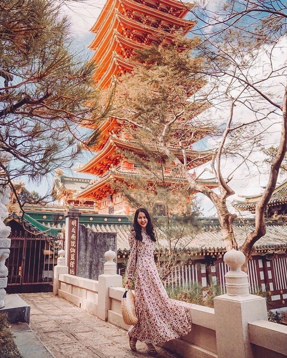 Mấy ai biết phố núi Gia Lai có 1 nơi thanh bình và đẹp như lạc vào 'xứ Phù Tang' - Ảnh 2.