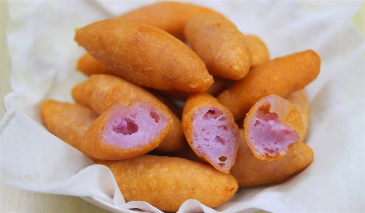 Sài Gòn có đồ ăn vặt từ mấy loại quả bình dân thôi mà ngon lắm - Ảnh 1.