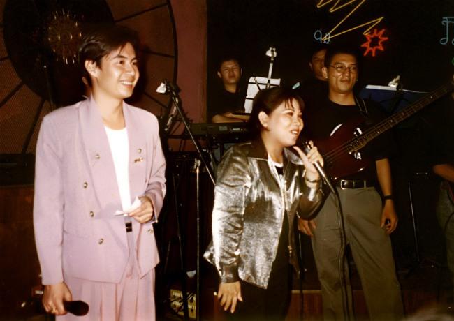 Nữ ca sĩ nặng nhất nhì Việt Nam giờ lột xác thon gọn không ngờ - Ảnh 1.