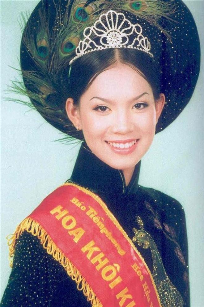 Cuộc sống 'bí ẩn' của Top 3 Hoa hậu Việt Nam 2002 - Ảnh 3.