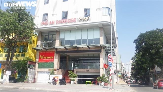 Đà Nẵng thêm 1 nhân viên khu vực massage trong khách sạn dương tính nCoV - Ảnh 1.
