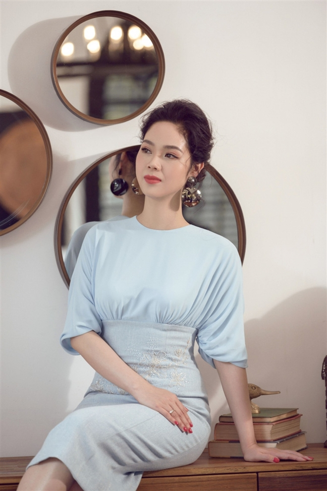 Cuộc sống 'bí ẩn' của Top 3 Hoa hậu Việt Nam 2002 - Ảnh 2.
