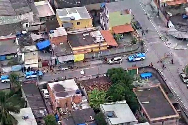 Xả súng tại quán bar ở Brazil và Colombia làm nhiều người thiệt mạng - Ảnh 1.