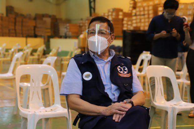 Bộ trưởng Y tế Philippines, Francisco Duque.jpg