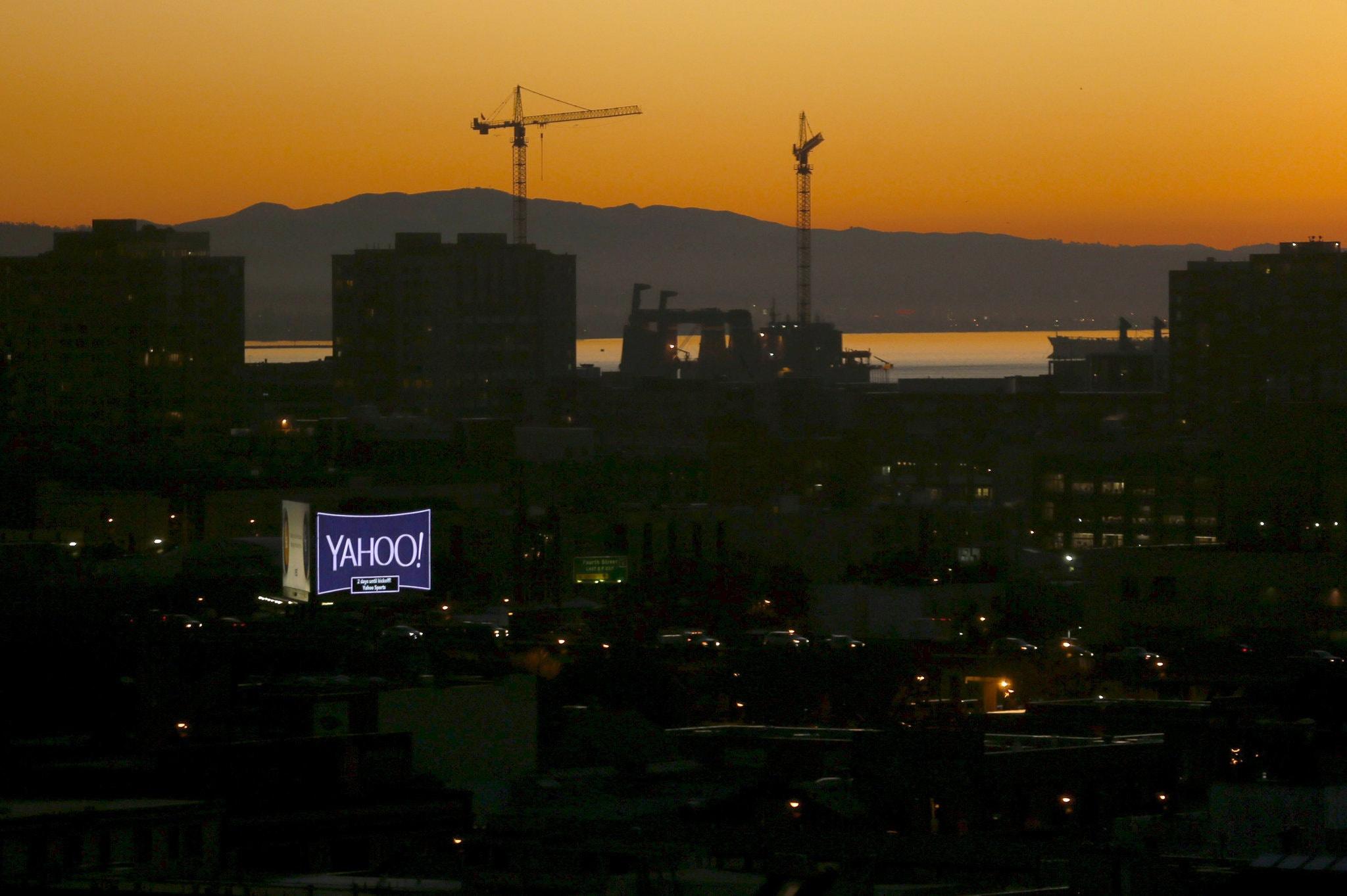 Yahoo lại bị bán - Ảnh 1.