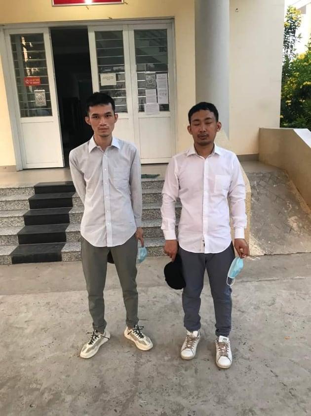 Tìm thấy 2 người Trung Quốc trốn khỏi khu cách ly huyện Củ Chi - Ảnh 1.